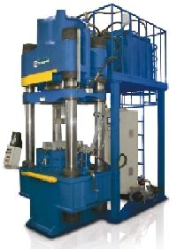 Hydraulic Compression Forming Machine