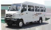 17 seater tempo traveller on rent