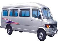 tempo traveler rental Services