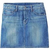 Ladies Denim Mini Skirts