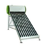 portable solar water heater