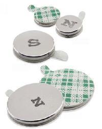 Neodymium Rare Earth Magnet Adhesive Discs