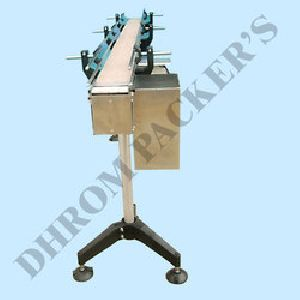 Inclined Pvc Rough Top Belt Conveyor