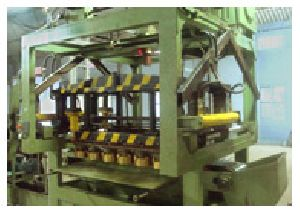 Mosquito Coil Stamping Machine