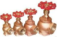 corrosion resistant angle valves