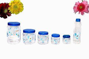 Pet Plastic Personal Care Bottles