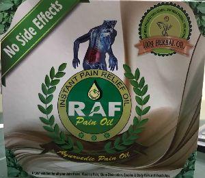 Raf Herbal Pain Relief Oil