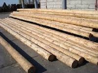 Wooden Pole