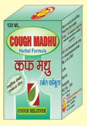 Cough Madhu Syrup