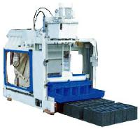 Steel Concrete Block Making Machines