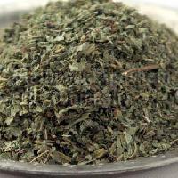 Dried Basil Leaves