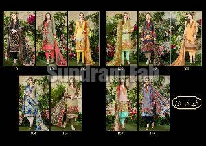 House Of Lawn Muslin Vol 1 Premium Lawn Dupatta Pakistani Style Suits Collection