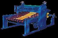 Corrugated Paper Sheet Cutting Machine