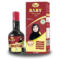 Ayurvedic Baby Massage Oil