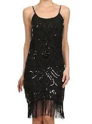 Ladies Gatsby Dress