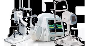 Ophthalmic Equipment Repairing Services