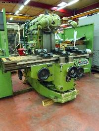 Second Hand German Machine Tools
