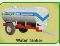 Two Wheel  Water Tanker