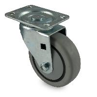 Plate Castor Wheels