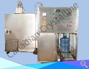 Jar Capping Filling & Washing Machine