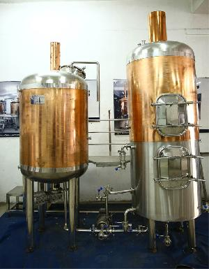 Red Copper Brew House System