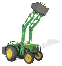 Tractor Mounting Attachment