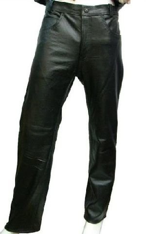 Leather Riding Pant