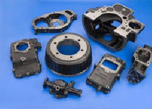 Cast Iron Automotive Spare Parts