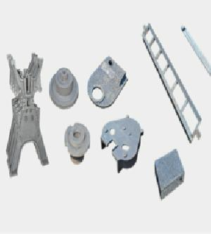 Cast Iron Ginning Machine Parts