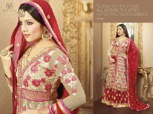 Designer Bridal Sharara Suits