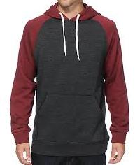 Customized Pullover Hoodies