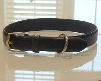 Leather Pet Belt