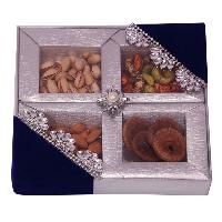 The Silver Pearl Dry Fruit Gift Pack