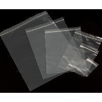 LDPE Transparent Zip Lock Bags