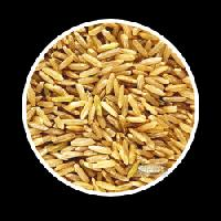 Brown long grain rice