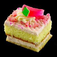 Strawberry Cream Pastry