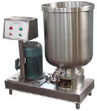 Ice cream mixing machine
