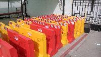 Plastic Barricades