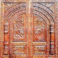 a88429d4cbe Wooden Temple Doors - Manufacturers