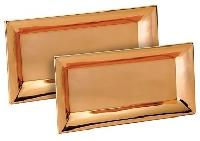 Copper Serving Trays