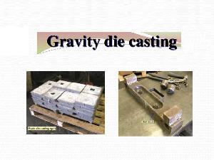 Gravity Die Castings