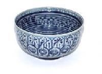 Blue Pottery Bowls
