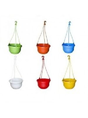 Multi Color Hanging Planter