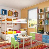 Kids Room Interior Designing