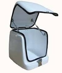 Motorcycle Delivery Box