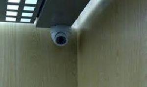 Elevator with CCTV Camera