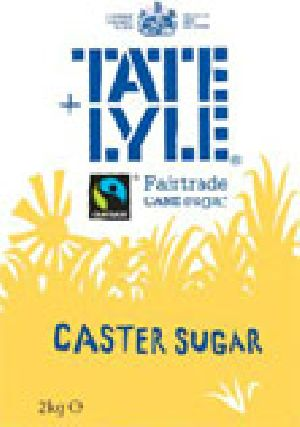 Fairtrade Caster Cane Sugar For Baking
