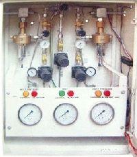 Semiautomatic Manifolds Control Panel