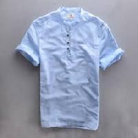 Men's Linen Casual Shirt