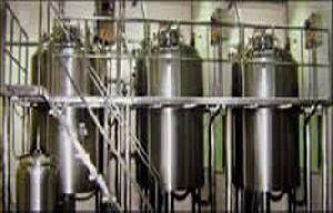 Oral Liquid Manufacturing Plants